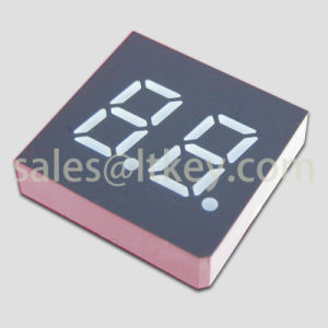 0.3 Inch Dual Digit 7 Segment LED Display pictures & photos