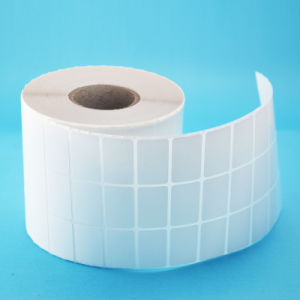 30*20mm*5000PCS Adhesive Sticker Barcode Label pictures & photos