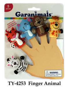 Funny Finger Animal Plastic Toy pictures & photos