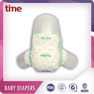 Disposable Type Diapers Nappies for Baby pictures & photos