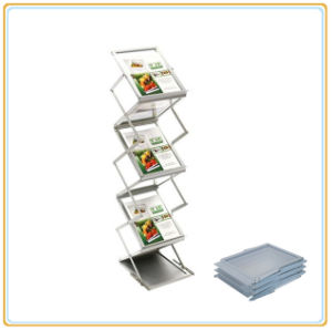 A3 Brochure Stand for Magazine Display pictures & photos