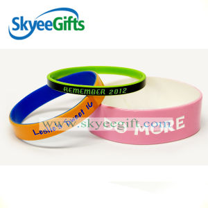 Color Coated Wristband pictures & photos