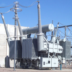 Three-Phase Load Voltage Regulating Power Oil Immersed Power Transformer pictures & photos