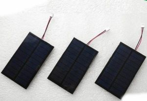 Pet Lamilated Solar Panel pictures & photos