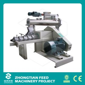2016 Widely Used Single Screw Soybean Corn Dry Extruder pictures & photos