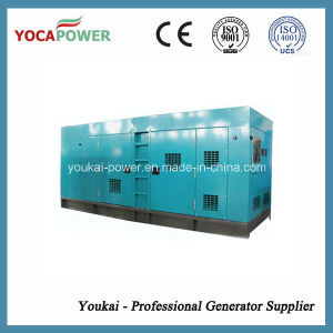 330kw Electric Soundproof Diesel Generator Power Generation pictures & photos