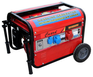 Gasoline Generator (handles and wheels)