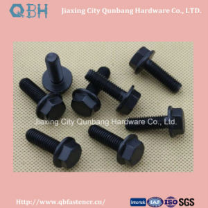 Hexagon Flange Bolts (ASME B18.2.3.4m M5-M16 Black Cl. 4.8/6.8/8.8/10.9) pictures & photos