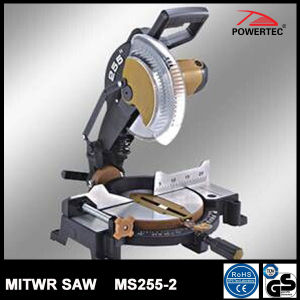 1800W 255mm The Most Popular Electric Miter Saw (MS255-2) pictures & photos