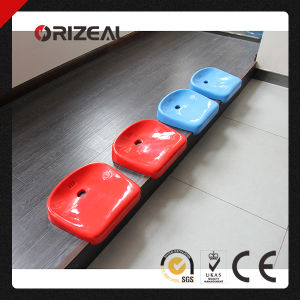 Outdoor Bleacher Seats Oz-3078 Tread Fixed Without Back pictures & photos