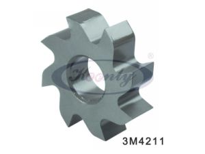 8PT. Solid Tungsten Carbide Milling Cutter 3m4211