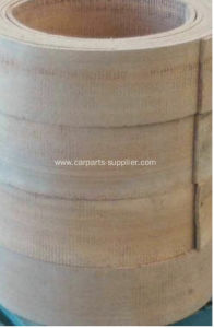 General Machinery Brake Lining Roll pictures & photos