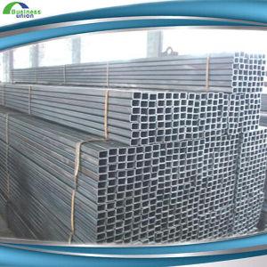 Low Carbon Galvanized Iron Square Pipe/Square Tube Distributors pictures & photos