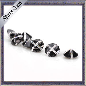 Round Competitive Price Multi-Color White and Black Gemstone pictures & photos