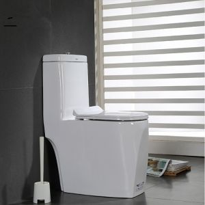 White Closestool Toilet on Sale with Cheap Price pictures & photos