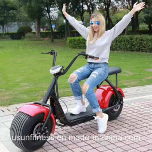2018 Usun60V City Coco/1000W Scooter/15000W 180kgs Load Electric Scooter pictures & photos