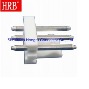 3.96 Pitch Hrb Straight 3 Pin Pinheader for PCB pictures & photos