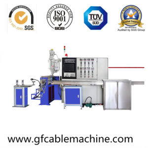 Optical Fiber Secondary Coating Extruder Loose Tube Extrusion Equipment pictures & photos