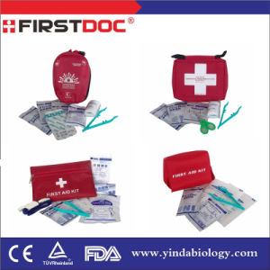 New CE FDA ISO Approved Promotional OEM First Aid Box pictures & photos