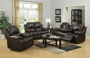 Recliner Sofa with PU Material pictures & photos
