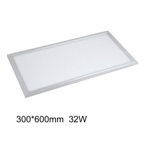 300X600 32W LED Flat Panel Light