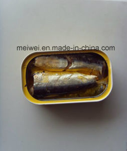 Canned Sardine in Vegetable Oil pictures & photos