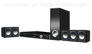5.1CH Home Theater with DVD Player Subwoofer Home Theatre RMS 105W pictures & photos