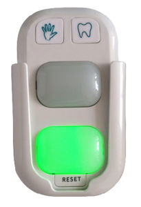 """LED """"Wash & Brush"""" Timer Two Buttons pictures & photos"""