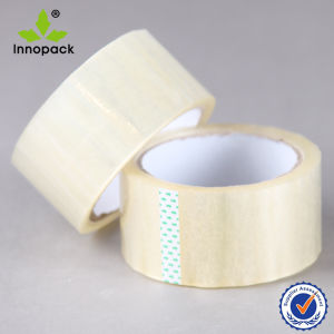 Professional Manufacturer Water Based Acrylic Adhesive Transparent BOPP Packing Tapes pictures & photos
