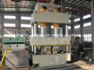 SMC Moulding Hydraulic Press Machine