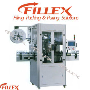 Automatic Single Head Shrink Sleeve Labeling Machine pictures & photos