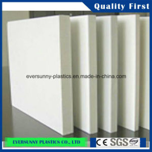 PVC Foam Sheet Plastic Sheet for Advertising Display and Cabinet pictures & photos