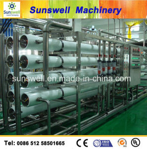 China Machinery Sunswell RO Water Treatment Purifier pictures & photos