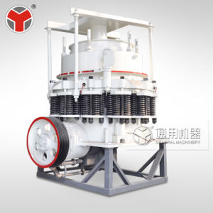 ISO Certificated Spring Cone Crusher, Coal Cone Crusher Machine pictures & photos