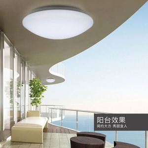 7W/12W/15W/18W Radar Sense and Emergency LED Ceiling Light pictures & photos