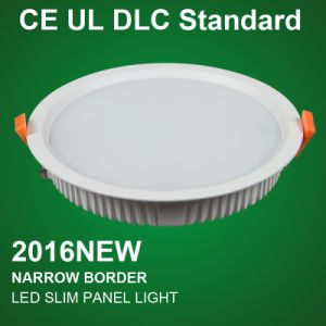 Surface Mounted Round LED Panel Lamp with CB Bis Saso Certification pictures & photos