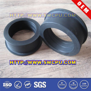 Customized Machining Plastic Sleeves Bushing (SWCPU-P-B956) pictures & photos