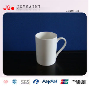Common White Porcelain Mug with Different Shape pictures & photos