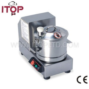 with CE Stainless Steel Food Slicer Machine (QS-J603) pictures & photos