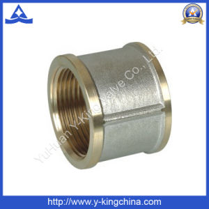 Factory Price Female Brass Socket Banded (YD-6036) pictures & photos