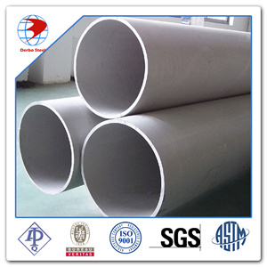 Long Strong Seamless Stainless Steel Pipes pictures & photos
