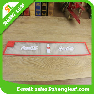 Rubber Blank LED Drinking Bar Mat pictures & photos