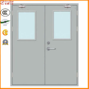 Safe and High Quality Steel Fireproof Door (A1.00-2)