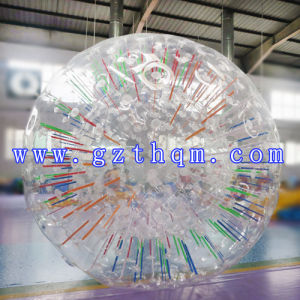 PVC/TPU Inflatable Water Walking Ball/Hamster Ball Water Roller Ball pictures & photos