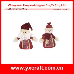 Christmas Decoration (ZY11S70-1-2) Christmas Candy Bundle Product Display pictures & photos