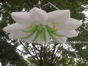 LED Inflatable Decoration Customized Wedding Inflatable Flower