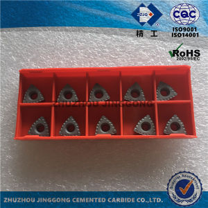 Tungsten Carbide Indexable Inserts Wcmx 06t30837 pictures & photos
