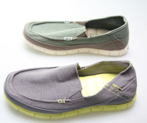 OEM Specially Design Leisure Cloth Shoes pictures & photos