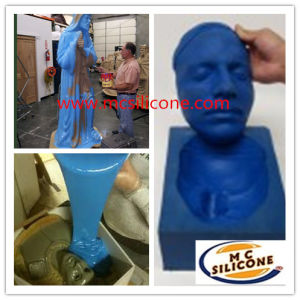 Liquid Silicone Rubber/Statue & Figurine Molding Silicone RTV-2 Rubber pictures & photos