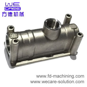 OEM Bronze Casting for Pump Body